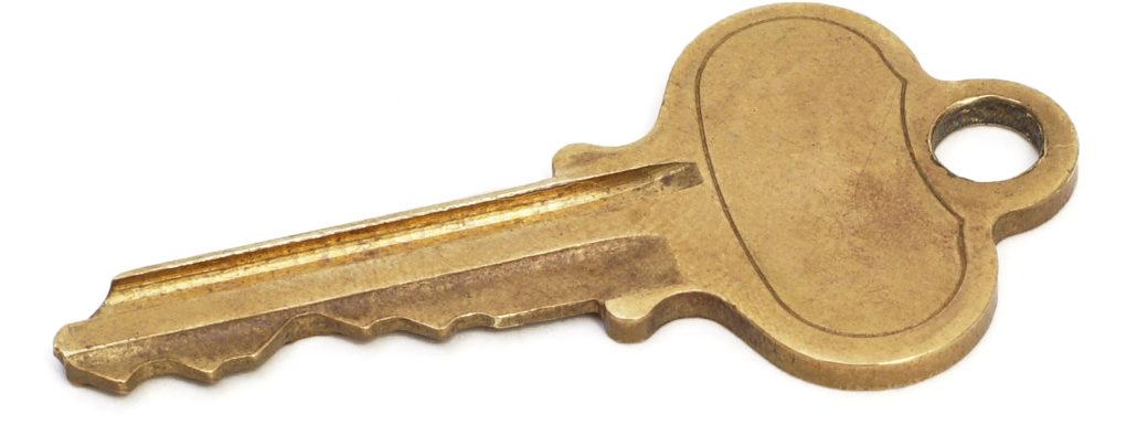 Brass Key