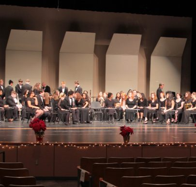 Shawnee Mission West Band Winter Band Concert